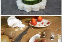 funny and beautiful food