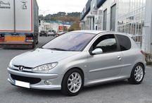 Peugeot 206 1.6HDI Sport 90cv 11-2004...2600 euros