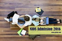 NIOS Admission 2016 - 2017 / NIOS Admission 2016-2017  10th Session, NIOS Admission. A clean new notice has been conveyed by National Institute of Open Schooling for NIOS Admission 2016. Association gave this find to all these occupation searchers have an appetence to transform into a piece of their grounds by taking affirmation in 10th and 12th class can apply by submitting programming kind on or sooner than the time furthest reaches that is given under.