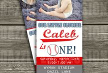Brayden's First Birthday / by Caroline Clark
