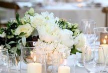 bougies vase