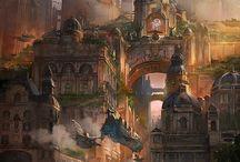 Fantasy - Places