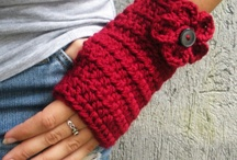 Crochet for hands and arms