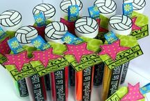 volleyball ideas ~ Mandy / Ideas for any volleyball mom <3