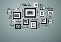 Family Walls/Collage