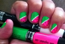 Nail Ideas.  / by Veronica Sanchez