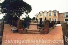 Paving Stone Installations. / Paving stone select / Gappsi group, is a designer, supplier and installer of interlocking concrete paving stones and retaining wall systems. We carrie the largest selection of manufacturers, Brands and stone types. from Nicolock to Cambridge pavers, Hanover, Belgard, Unilock, Techo- Block, Anchor, Grinell, reynox and more. our process starts with a complete 3D design of your outdoor project to installation, Paving stone select / Gappsi group will guarranty your full satisfaction.