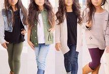 the girls fashion