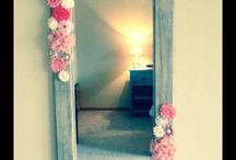 Decor / Party/holiday/home decorating ideas  / by Alexandria Garrett