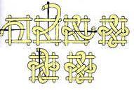 Dantelă persană