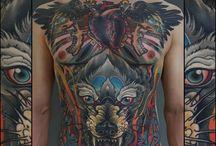 Tattoo Japanese traditional