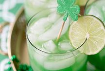 Holiday: St. Patrick's Day / Foods and crafts for the green fiend.