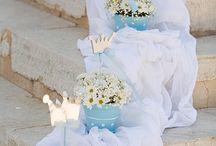 διακοσμηση βαπτιση-γαμος