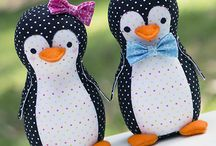 Sewing - Stuffies to Make