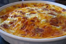 casseroles, quiches / by Lisa Andersen