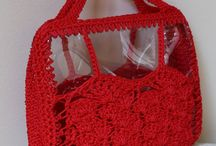 MariliartbyM handmade bags / Handmade totes, top handle bags, crossbody purses and shoulder bags. A combination of the Greek tradition and modern trends using materials such as yarn, leather, pvc and several techniques such as crocheting, sewing and cross stitching. Various styles from boho to minimal and from street style to formal.
