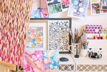 Studio / by Claire Caudwell