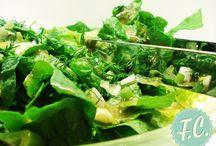 Σαλάτες Salads