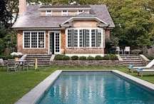 Landscape Envy / Beautiful Pools and Landscaping / by Jessica Rowse Moran