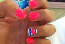 All about nails..