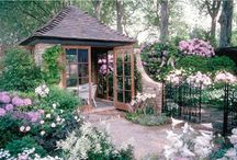 Victorian Landscape Design / Get ideas and inspiration for a Victorian landscape design. For a high-res, printable guide to this style visit http://www.landscapingnetwork.com/garden-styles/Victorian-Landscape-Design.pdf