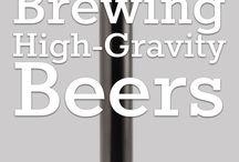 Bier brauen und Sorten / Inspiration für Bierrezepte