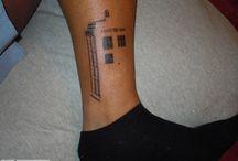 Tattoos  / by billie sue