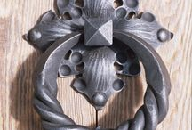 kované klopadla