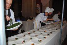 A tavola con l'Arte / Le foto della serata targata Vetrina Toscana al Museo Pecci di Prato: sapori unici e abili chef protagonisti