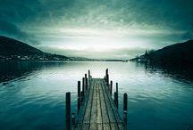 Nueva Zelanda / Este tablero incluye fotografías de lugares bellos para ir en Nueva Zelanda. Si desea visitar Nueva Zelanda y aprender inglés visitanos en: www.intercoined.net