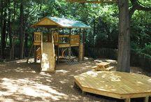 Treehouses/playground