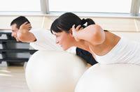 Fitness: Balls | Bells / Yoga balls, kettlebells, etc / by Ashley Ghilardi