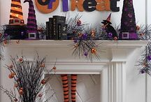 Fall Decor / by Sheila Burgess
