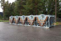 Tampereen Energiantuotanto Kaukokylmäkontti / Findri WRC 1600 kaukokylmäkontti