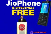 JioPhone Details And News