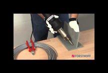 Barnes Plastic Welding - Videos / Plastic Welding Videos