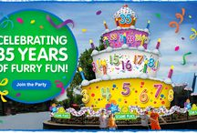 35th Birthday / by Sesame Place