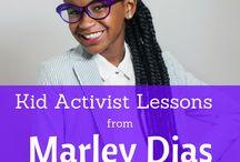 Art for kids - Activism