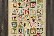 Cross Stitch hopefuls