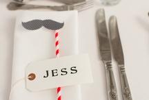 DIY wedding favours