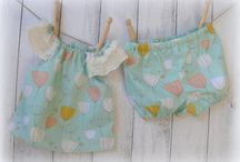 Little Babes / From rompers, harem pants, dresses to bibs and other accessories. Little Macs has it covered