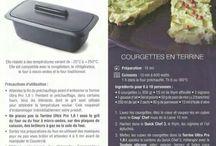 recette tupperware fiche purgeantes en terrine tupperware