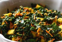 Kale Love / Recipes with Kale