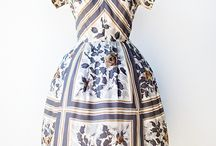 Fashion - Vintage - 1950