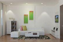 3D image / Interior design and architecture