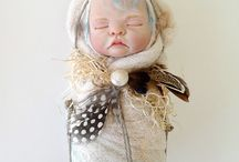 Dolls - Art / Inspiration for future doll projects
