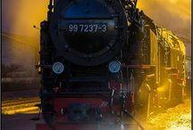 Nostalgie-Lokomotiven / Tolle Aufnahmen und Bilder historischer Lokomotiven