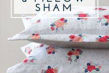 Sewing-Pillow Shams