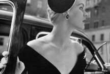 HISTORY : Nina Leen / I love how elegant the ladies of the past were. I really wish we would all go back to dressing up everyday. : )