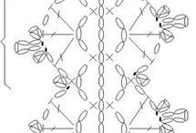 crochet pattern six